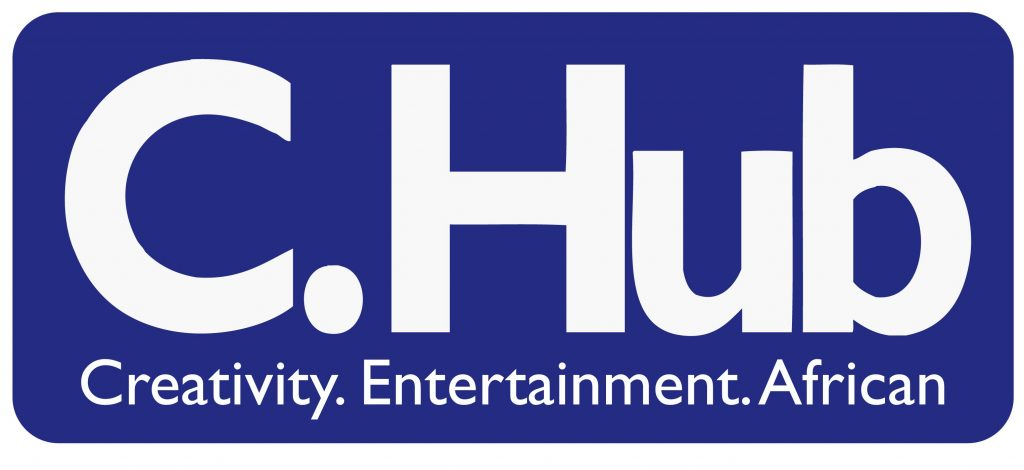 C. Hub magazine logo