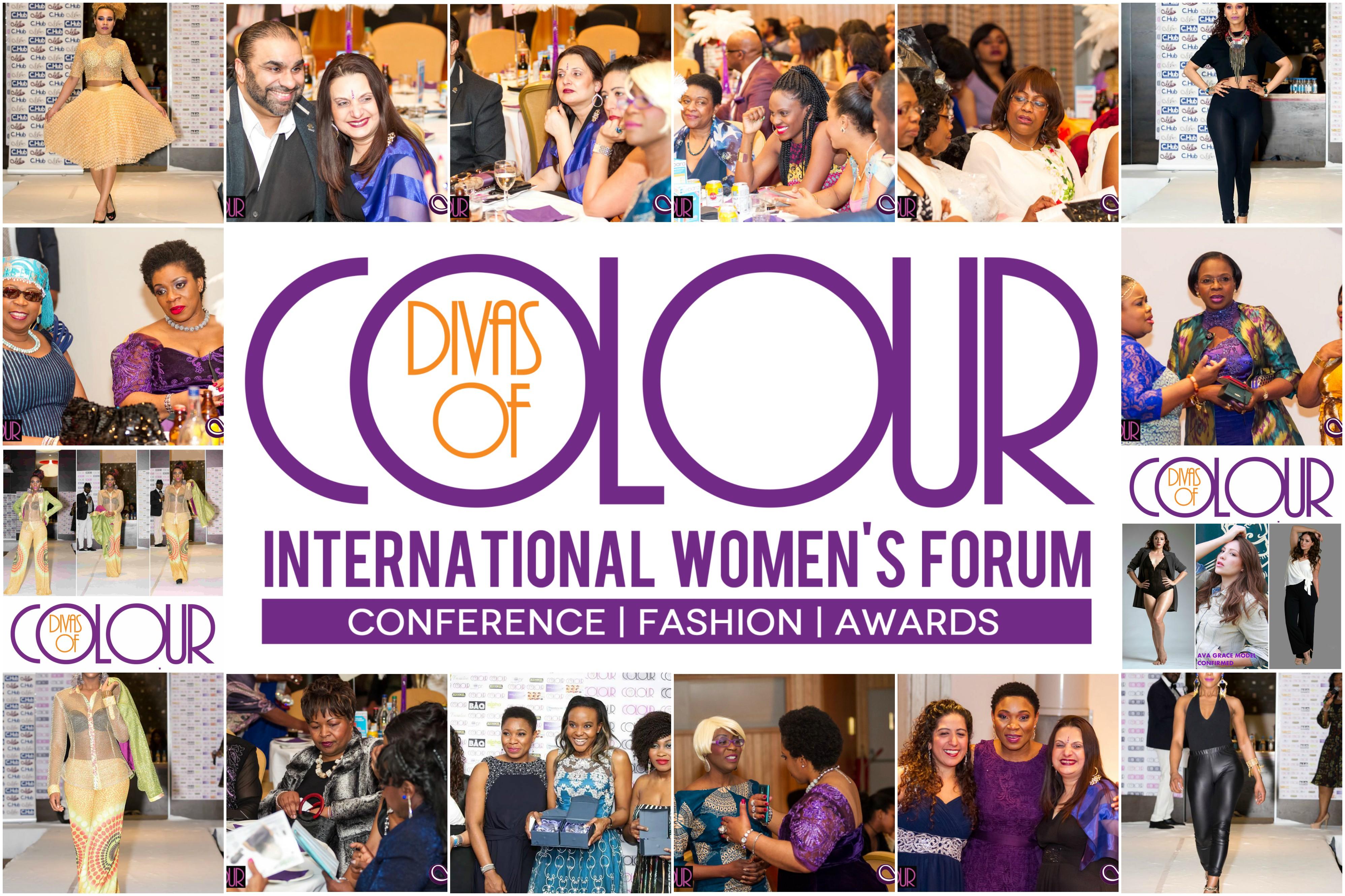 Divas of Colour 2017