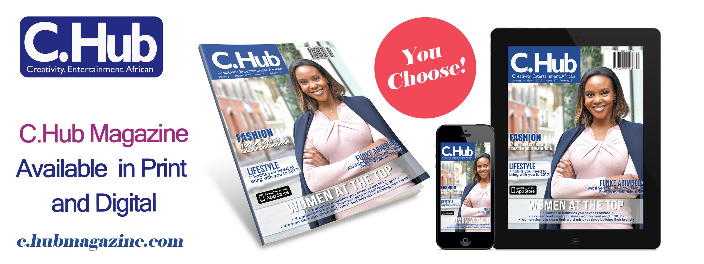 C. Hub Magazine on the App Store.