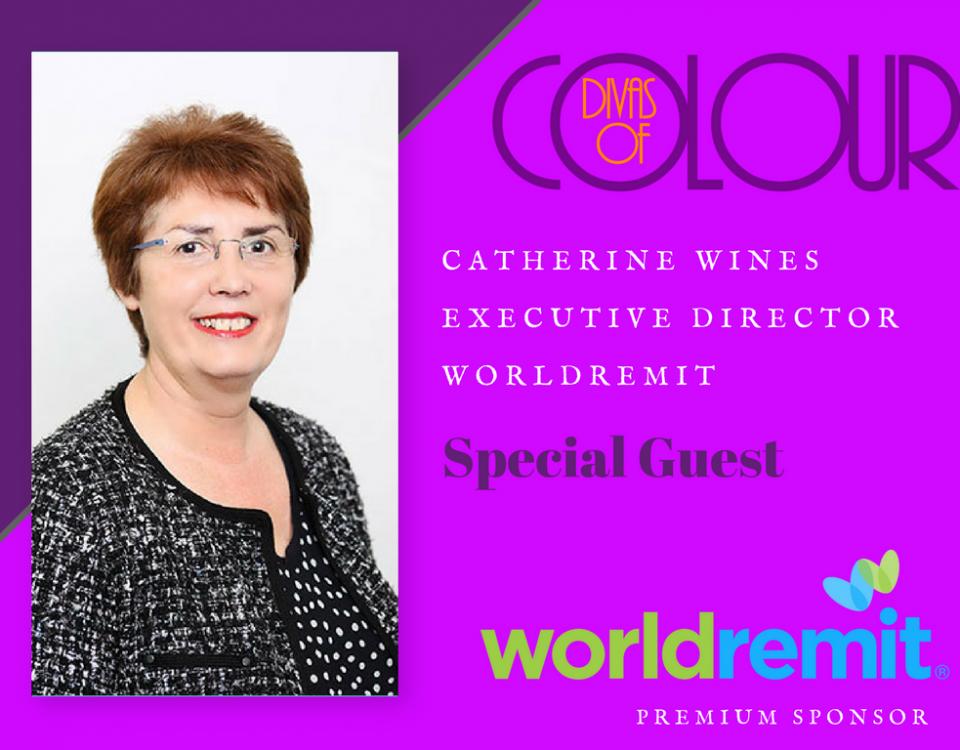 WorldRemit Catherine Wines