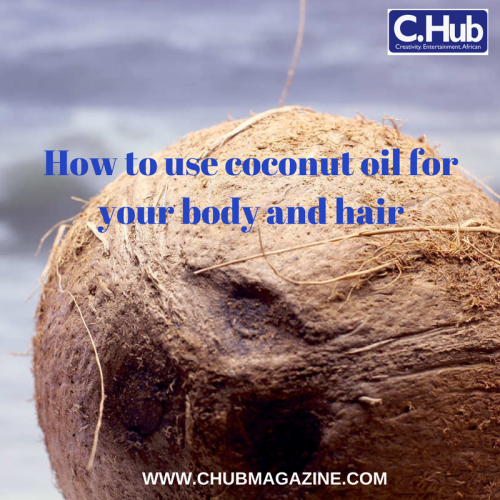 How to use coconut oil for your body and hair
