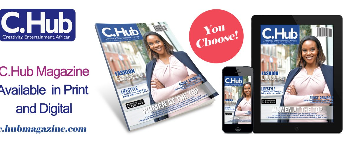 Subscribe to C. Hub magazine