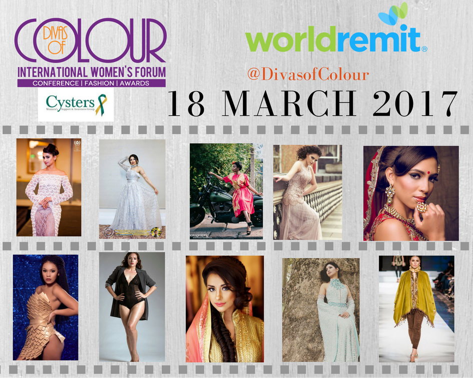 Divas of Colour models