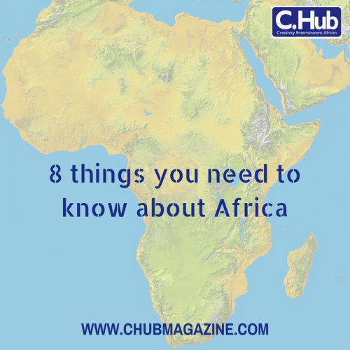 8 things you need to know about Africa