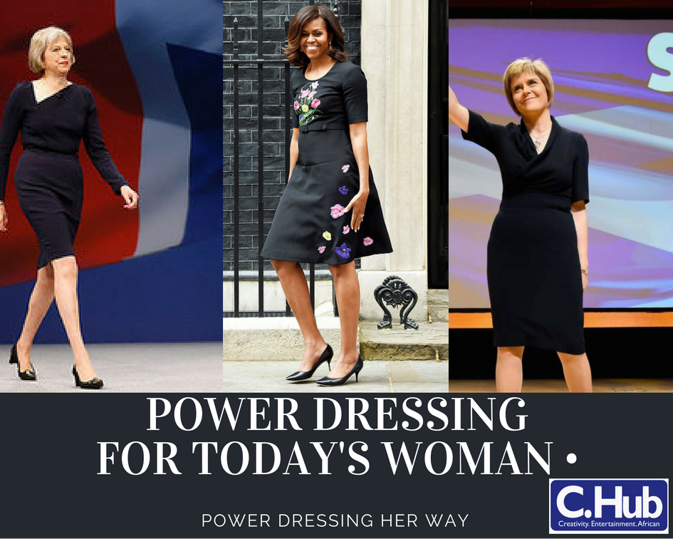 Modern dress 80s - Power Dressing In The Modern Woman S Own Terms