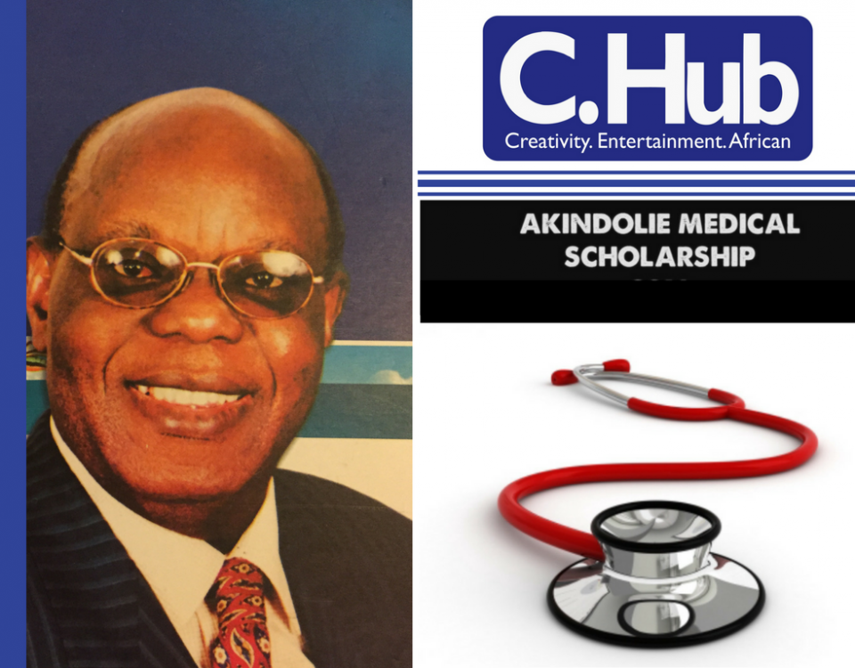 Akindolie Medical scholarship