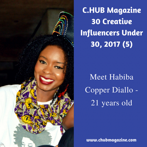 Habiba Copper Diallo