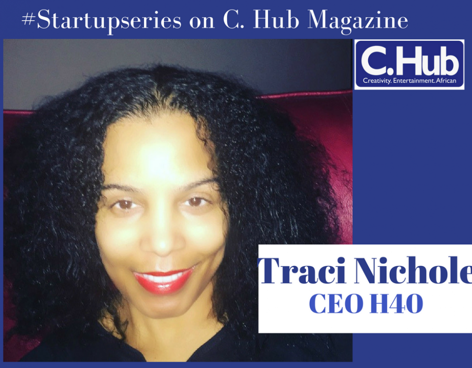 Traci Nichole: Natural Hair Care