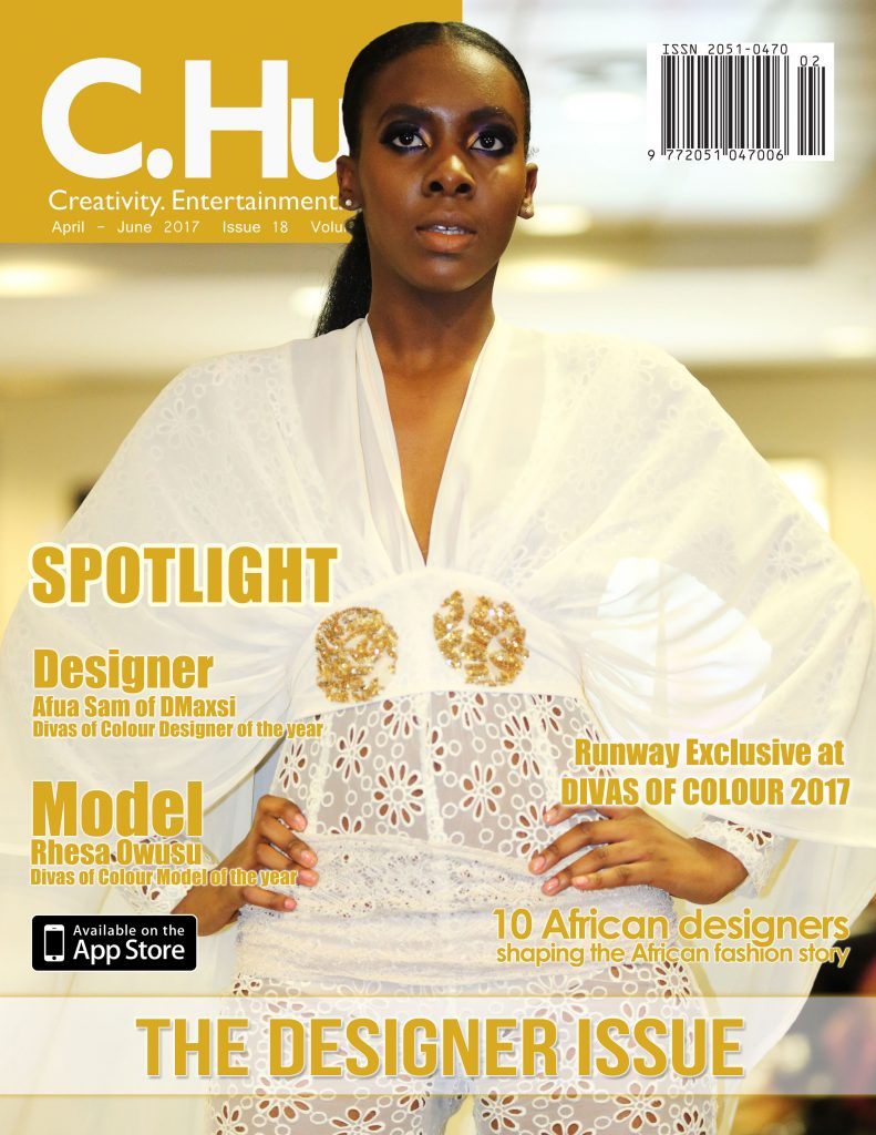 Designer Issue, C. Hub Magazine.