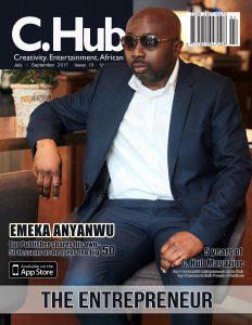 The Entrepreneur issue, C. Hub Magazine
