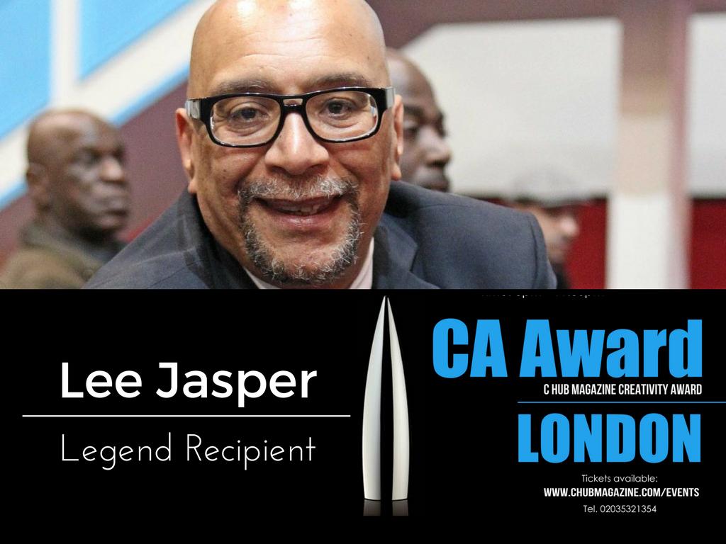 Lee Jasper for Legend Recognition