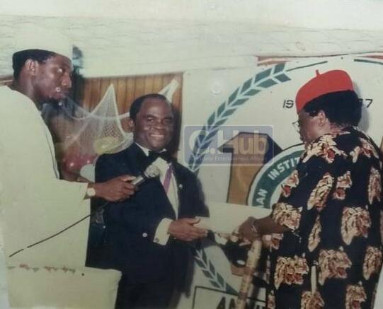 Chief C. N Nwagwu.