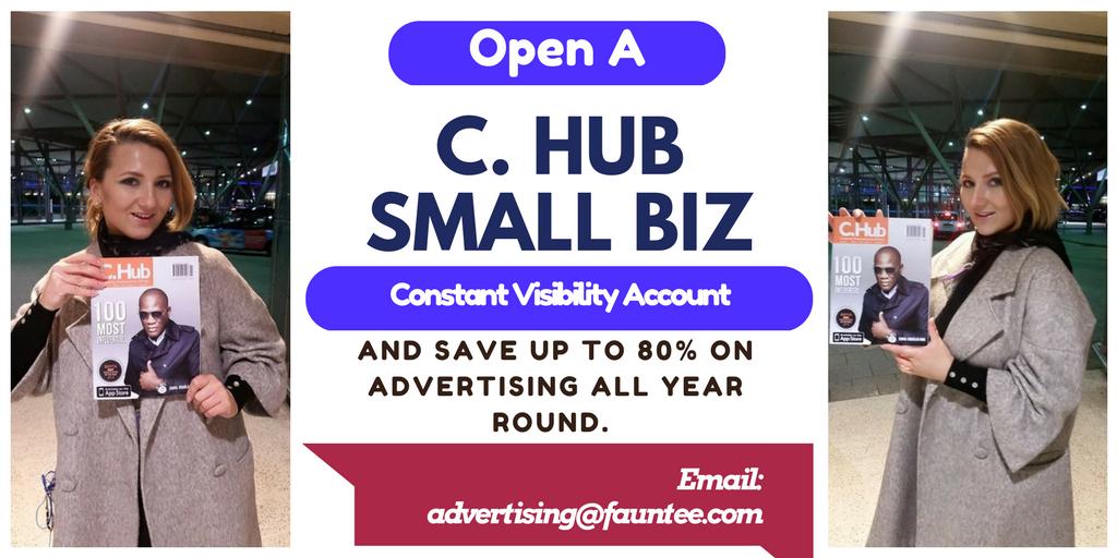 C. Hub Magazine small business account