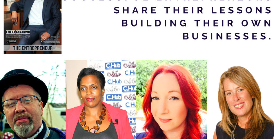 Successful Entrepreneurs share their lessons in 5 years with C. Hub Magazine