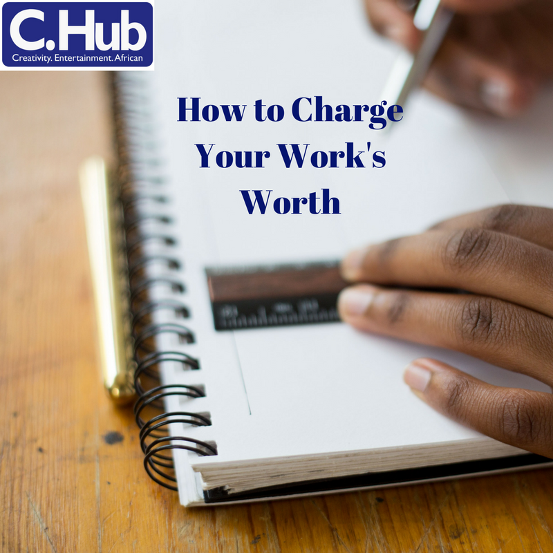 How to Charge Your Work's Worth
