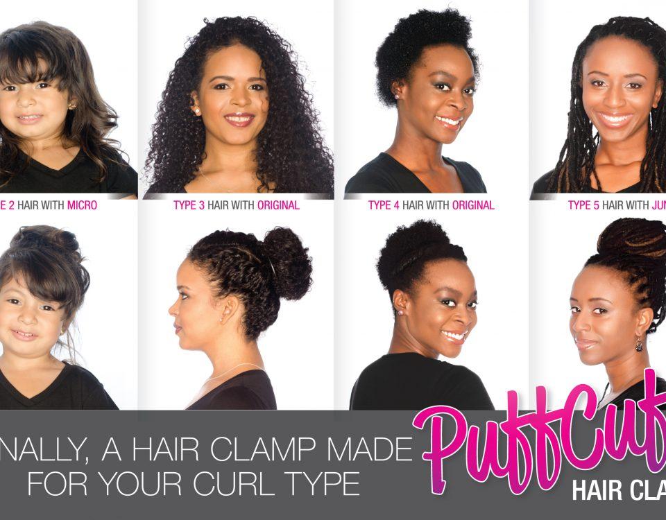 PuffCuff Hair accessory
