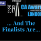 CA Awards 2017 finalists