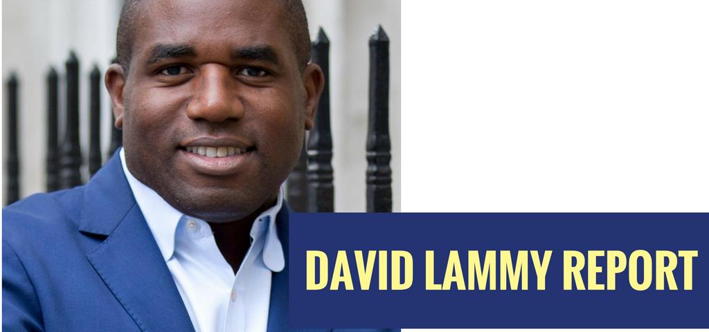 David Lammy Report