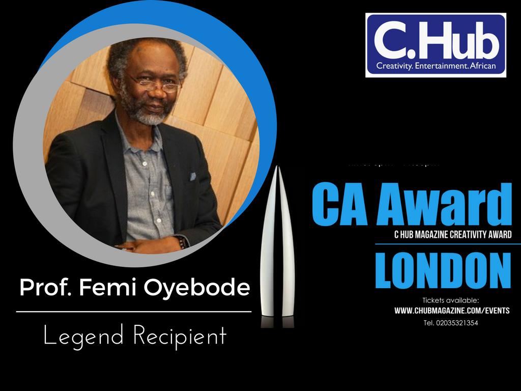 Prof Femi Oyebode