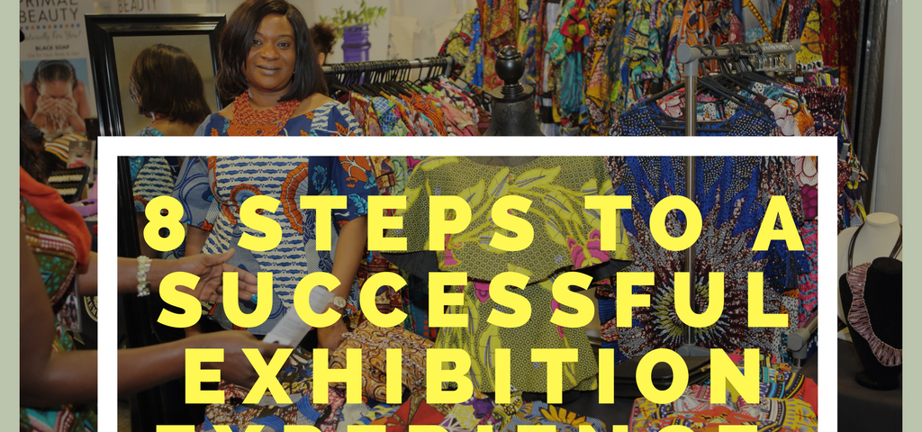 8 steps to successful trade exhibition experience