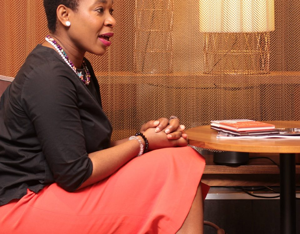 Faustina Anyanwu on launching a small business