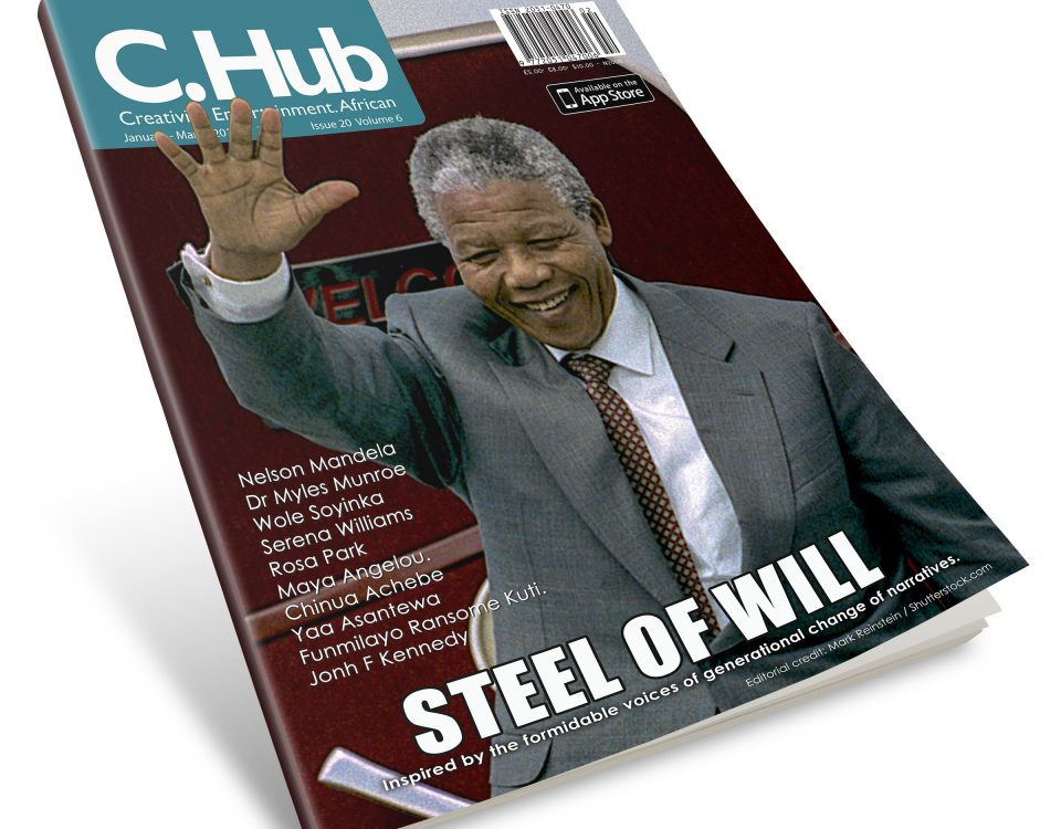 C. Hub Magazine issue 20: Steel of Will