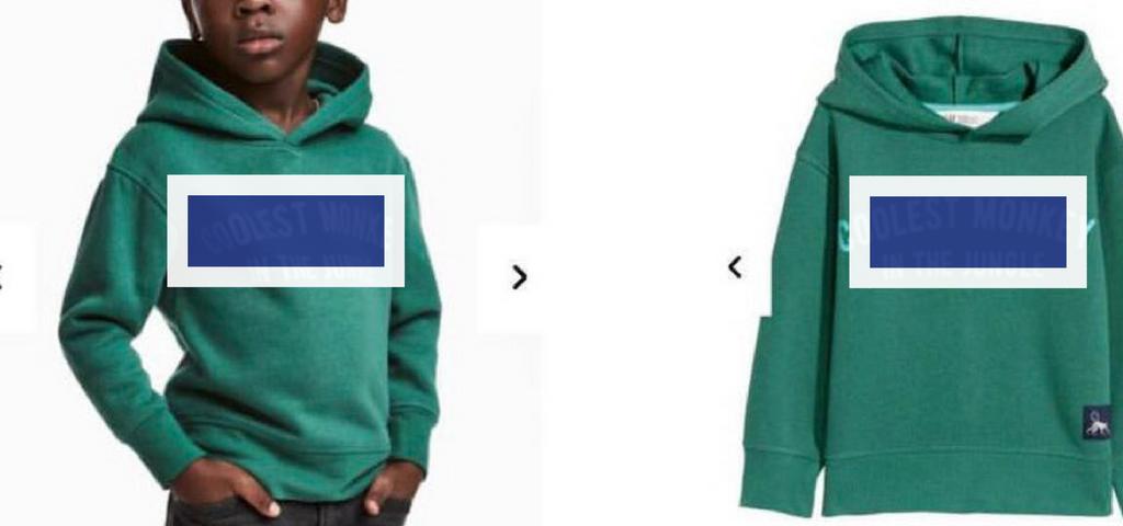 Racist H&M